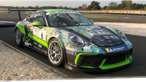 Black Falcon Porsche Carrera Cup Deutschland 2020