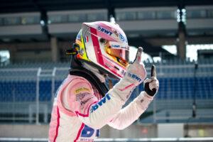 Joshua Dücksen BWT Mücke Motorsport Italian F4 Championship