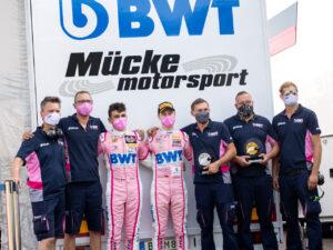 BWT Mücke Motorsport Italian F4 Championship 2020