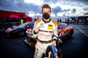 ADAC TOTAL 24h Nürburgring 2020 - Foto: Gruppe C Photography; #004 Mercedes-AMG GT3, Mercedes-AMG Team HRT: Maro Engel