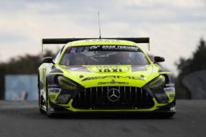 ADAC TOTAL 24h Nürburgring 2020 - GetSpeed Mercedes-AMG GT3 N24h
