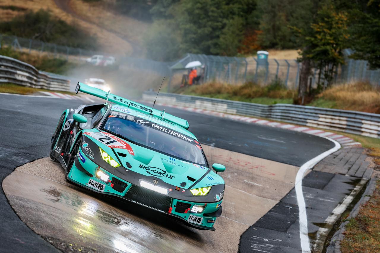KONRAD Motorsport auch 2021 mit dem Lamborghini in der ...