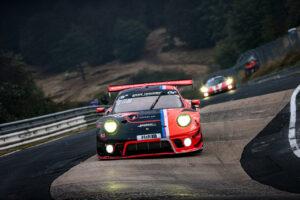 Huber Motorsport Porsche 911 GT3 R N24h 2020