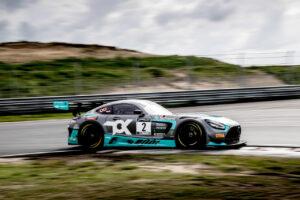 Toksport WRT Mercedes AMG GT3 GTWC Zandvoort 2020