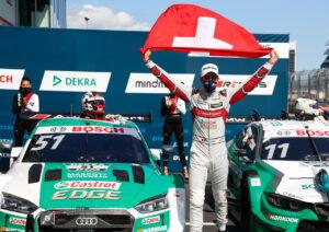 DTM Nürburgring I 2020 Nico Müller