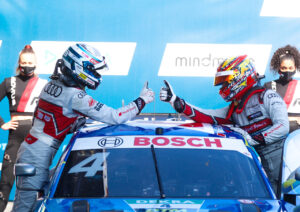 DTM Nürburgring I 2020 René Rast, Robin Frijns