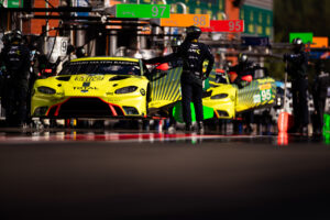 Aston Martin Racing Team FIA WEC 2020