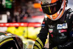 Alex Lynn AMR FIA WEC 2020