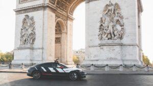 Porsche Taycan Safety Car Porsche Carrera Cup Deutschland Le Mans 2020
