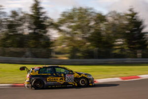 WS Racing VW Golf GTI TCR NLS 2020