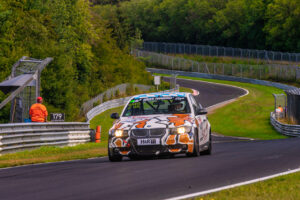 RaceWerk Motorsports BMW 325i NLS 2020