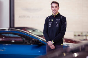Harry Ticknell AMR FIA WEC 2020