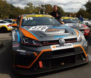 Sharky Racing VW Golf GTI TCR RCN 2020