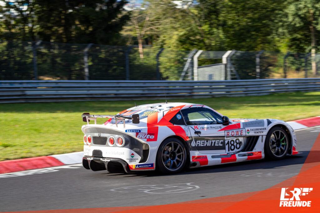 KKrämer Racing Ginetta G55 GT4 NLS 2020
