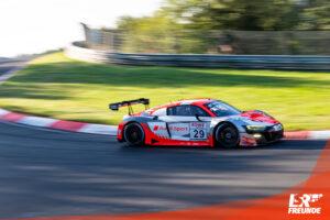 Audi Sport Team Audi R8 LMS GT3 NLS 2020