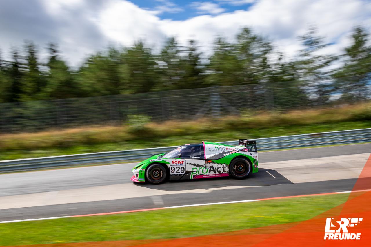 Teichmann Racing KTM X-BOW NLS 2020