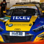 Team EFP Car Collection by TECE Audi R8 LMS GT3 ADAC GT Masters Hockenheim 2020