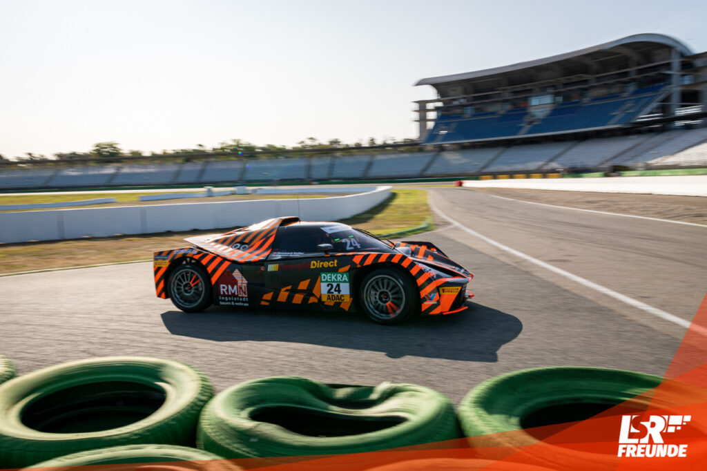 True Racing KTM X-BOW GT4 ADAC GT 4 Germany Hockenheim 2020
