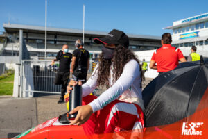 Hamda Al Qubaisi Abu Dhabi Racing ADAC Formel 4 Hockenheim 2020