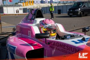Joshua Dücksen BWT Mücke ADAC Formel 4 Hockenheimring 2020