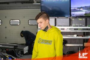 Hugo Sasse T3 Motorsport ADAC GT4 Germany 2020