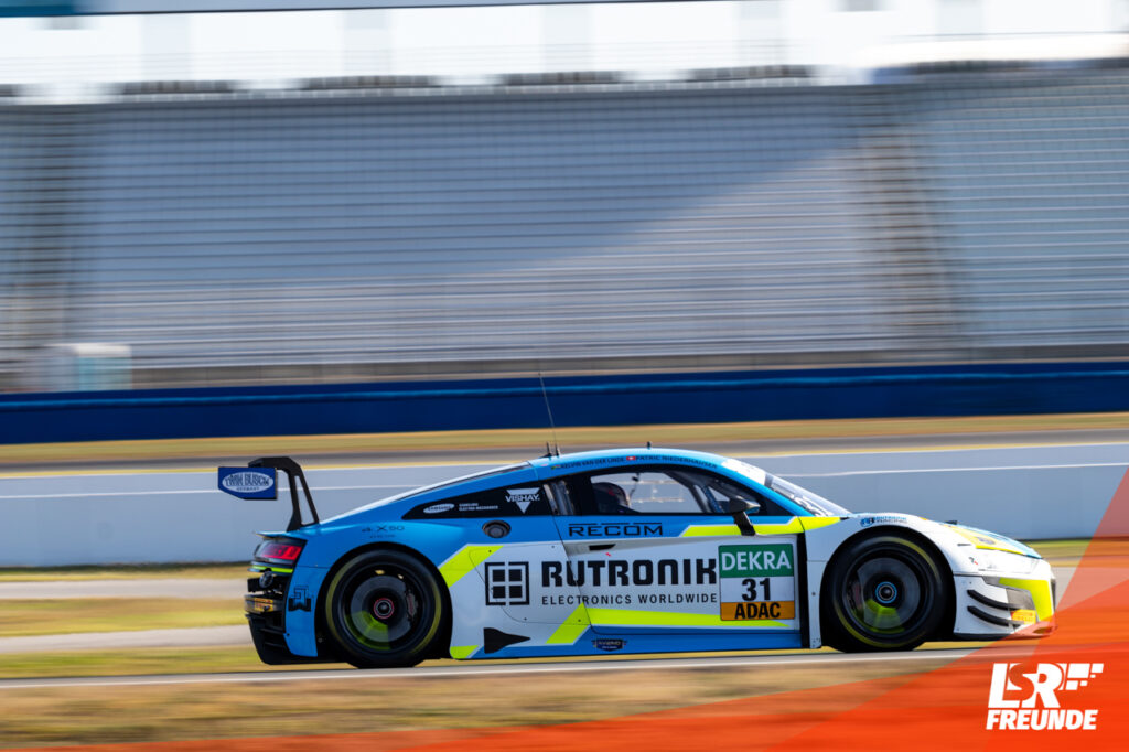 Rutronik Racing Audi R8 LMS GT3 ADAC GT Masters Hockenheimring 2020