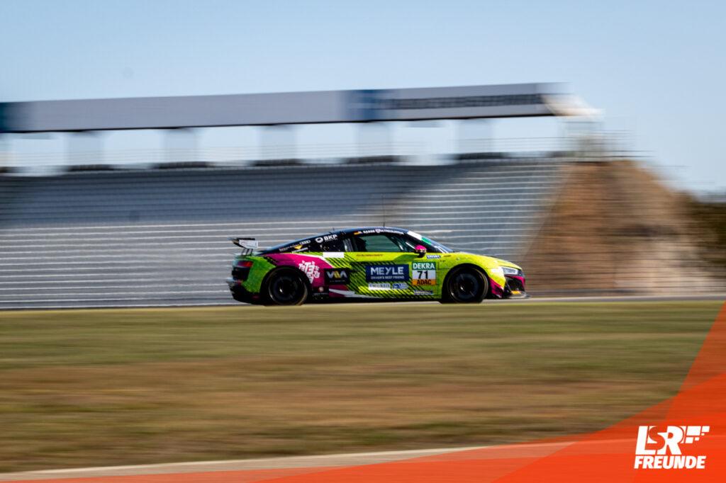 T3 Motorsport Audi R8 LMS GT4 ADAC GT4 Germany Hockenheim 2020