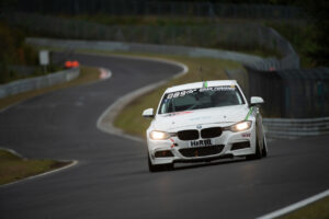 Manheller Racing WWS BMW 330i N24h 2020