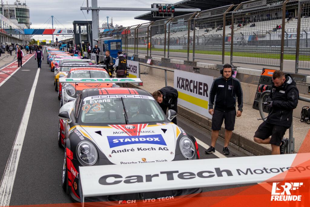 Porsche Carrera Cup Nürburgring 2019