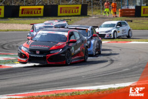 Dominik Fugel Honda CIVIC TCR ADAC TCR Germany Nürburgring 2020