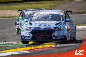 Nico Gruber Hyundai Team Engster Hyundai i30N TCR ADAC TCR Germany 2020