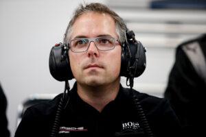 Pascal Zurlinden (Gesamtprojektleiter Porsche Werksmotorsport)