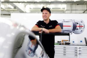 Alexander Stehlig (Porsche Einsatzleiter FIA WEC)