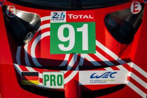 Porsche 911 RSR 24h Le Mans 2020