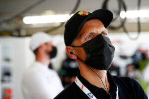 24 Hours of Le Mans 2020 Alexander Stehlig (Porsche Einsatzleiter FIA WEC)