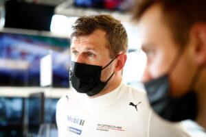 24 Hours of Le Mans 2020 Michael Christensen (DK), Porsche GT Team