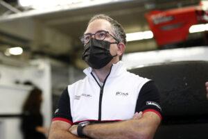 Pascal Zurlinden (Porsche Gesamtprojektleiter GT Werksmotorsport)