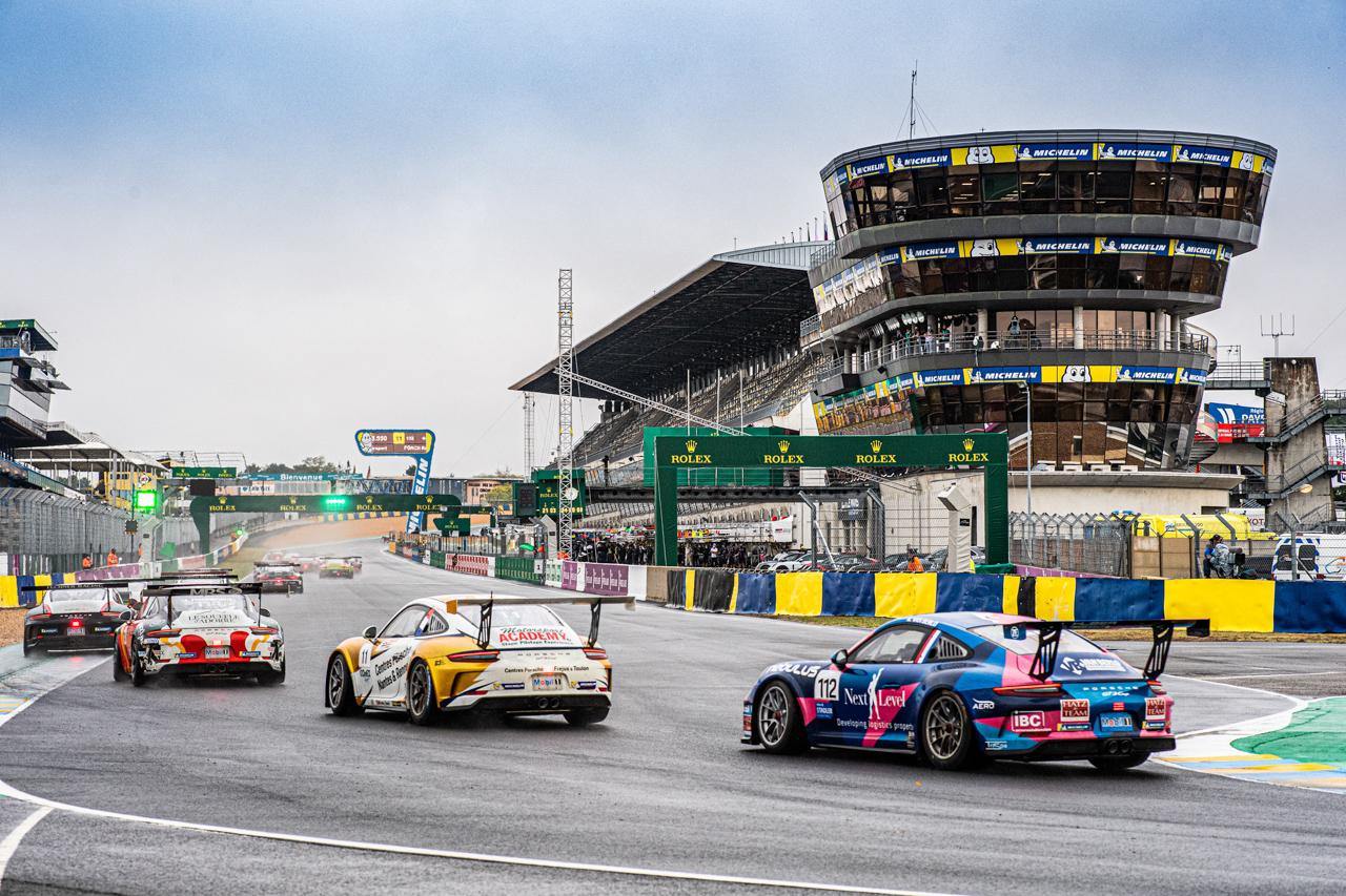 Porsche Carrera Cup Le Mans 2020