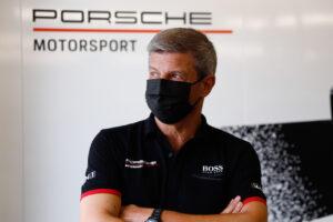 Fritz Enzinger Leiter Porsche Motorsport