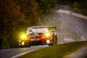 Porsche 911 GT3 R, Frikadelli Racing Team (#30), Klaus Abbelen (D), Alexander Müller (D), Robert Renauer (D), Norbert Siedler (A)