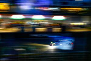 Porsche 911 GT3 R, Frikadelli Racing Team (#31), Lance David Arnold (D), Lars Kern (D), Mathieu Jaminet (F), Maxime Martin (B)