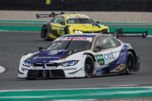 Assen (NED), 5th September 2020. BMW M Motorsport, DTM Rounds 7 & 8, Jonathan Aberdein (RSA), BMW Team RMR, #27 CATL BMW M4 DTM.