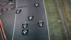 BMW Motorsport SIM Racing Team, V10 R-League, sim, Assetto Corsa, Gfinity, Kevin Siggy, Cem Bölükbasi, Coque López.