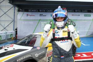 Nürburgring (GER), 27th September 2020. BMW M Motorsport, 24h Nürburgring, Nordschleife, Winner #99 BMW M6 GT3, ROWE Racing, Nick Catsburg (NED)