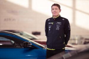 Richard Westbrook AMR FIA WEC 2020