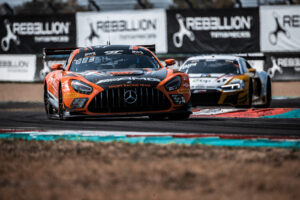 HRT Haupt Racing Team GTWCE Magny Cours 2020 Mercedes AMG GT3