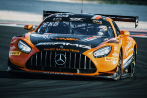 HRT Haupt Racing Team Mercedes-AMG GT3 GTWC 2020