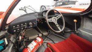 Porsche 917 Cockpit