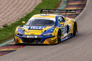 EFP Car Collection by TECE Audi R8 LMS GT3 ADAC GT Masters Sachsenring 2020