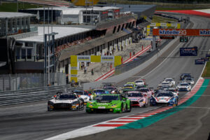 ADAC GT Masters, 5. + 6. Lauf Red Bull Ring 2017 - Foto: Gruppe C Photography , GT MASTERS - 063 - Rolf Ineichen - Christian Engelhart -GRT Grasser Racing Team - Lamborghini Huracán GT3